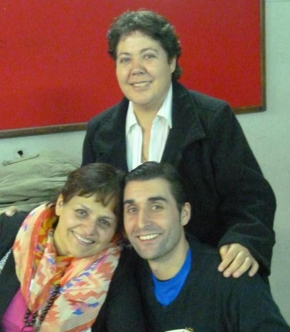 Gloria Polo y Rubén de Lis
