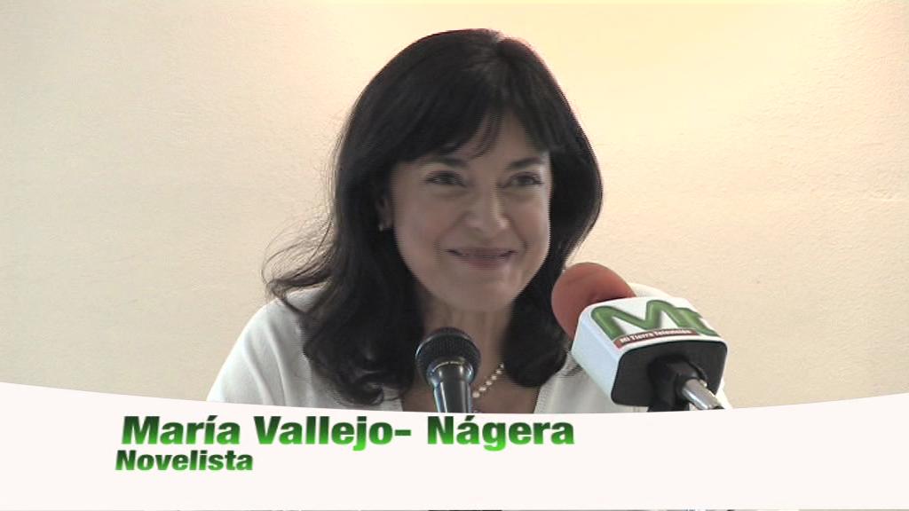 Conferencia de María Vallejo Nágera