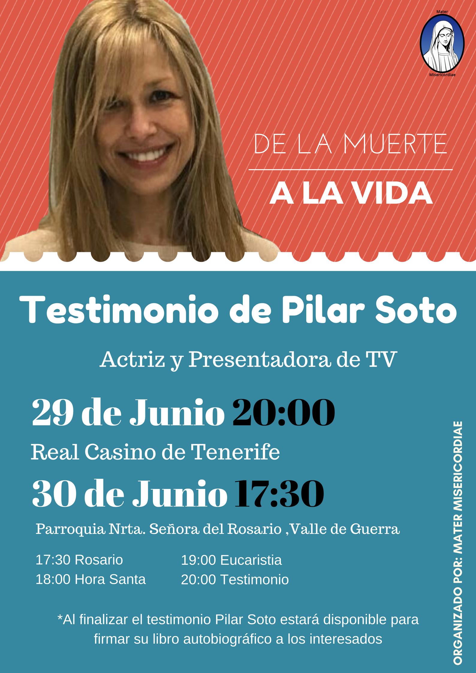 Testimonio de Pilar Soto