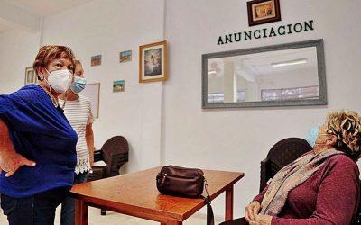 'La Anunciación' de Salud Alto (eldia.es)